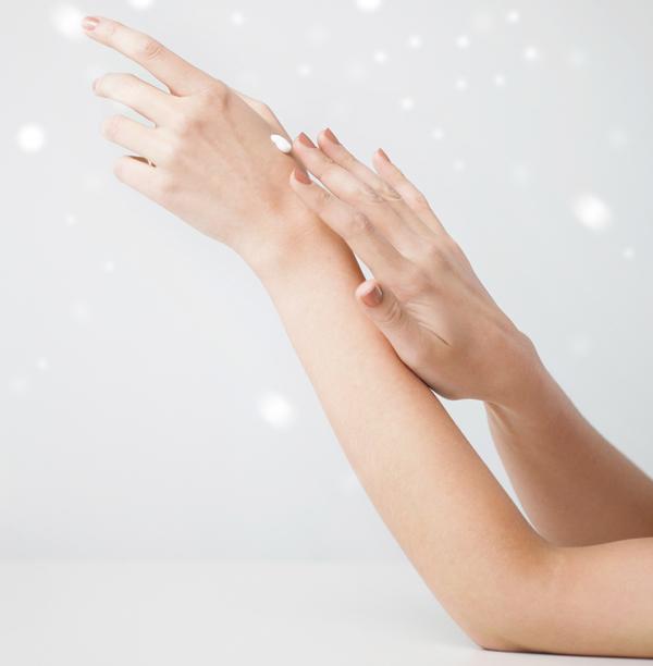 紫外線対策も重要! 冬の乾燥肌対策