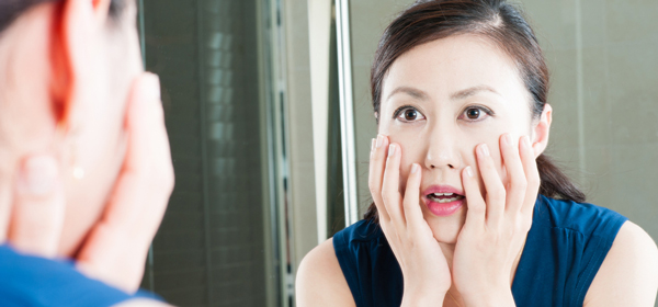 大人ニキビやくすみなど、ストレスはあらゆる肌トラブルを引き起こす!