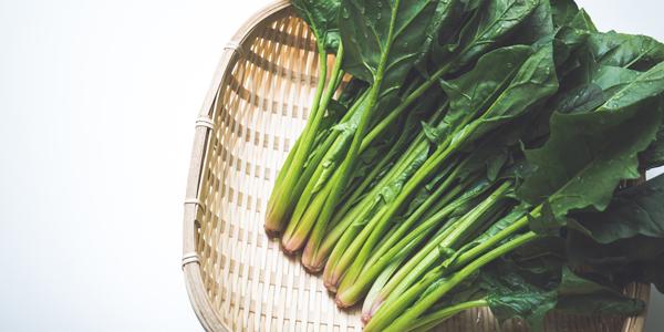冬のほうれん草は栄養満点! 美容効果とおすすめレシピ