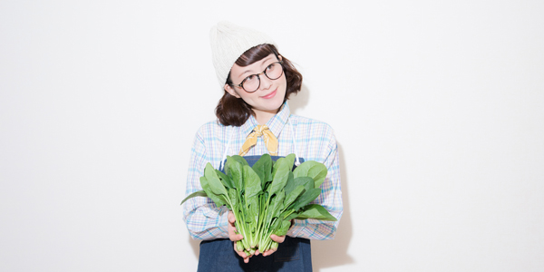 女性にうれしい! ほうれん草に含まれる栄養と美容効果