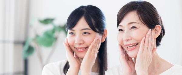 年齢を重ねても美しい肌を保つために、ターンオーバー周期を整えよう