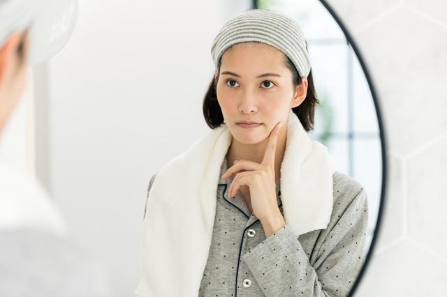 冷水洗顔もダメ……冬のデリケートな肌に最適な洗顔方法とは